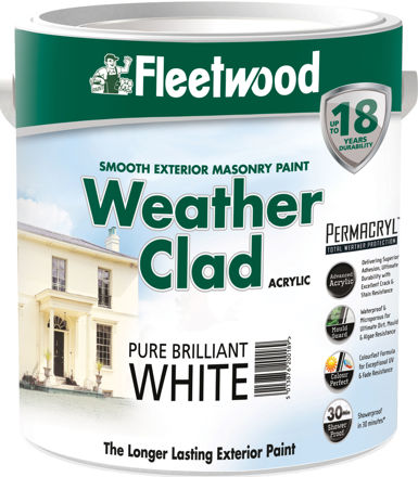 Picture of FLEETWOOD W/CLAD - BR/WHITE 5L (F/W)