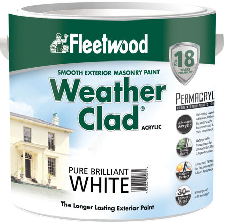 Picture of FLEETWOOD W/CLAD - BR/WHITE  2.5L (F/W)