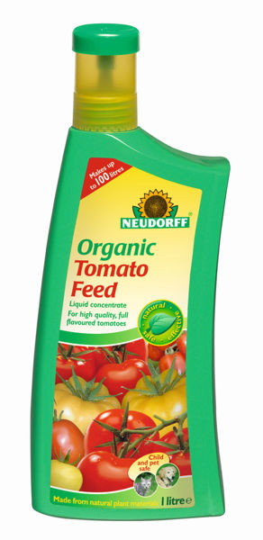 Picture of NEUDORFF ORGANIC TOMATO FEED 1LT