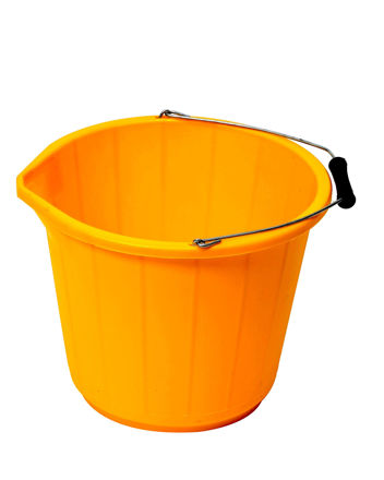 Picture of BUCKET - YELLOW (3GAL)