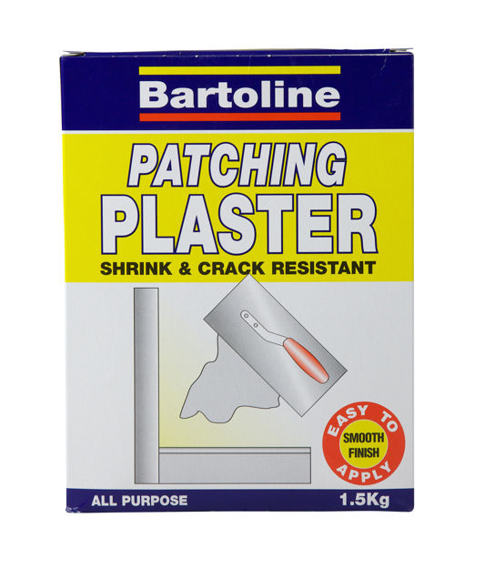 Picture of PATCHING PLASTER 1.5KG