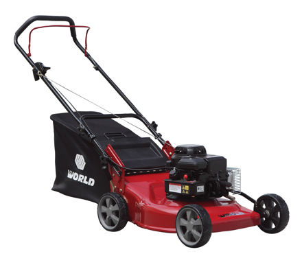 "Picture of LAWN MOWER - WORLD 18"" (PUSH) WJS18 (WYS182)"