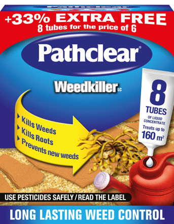Picture of PATHCLEAR TUBES 6 PACK