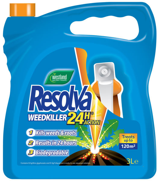 Picture of RESOLVA 24H 3LTR RTU