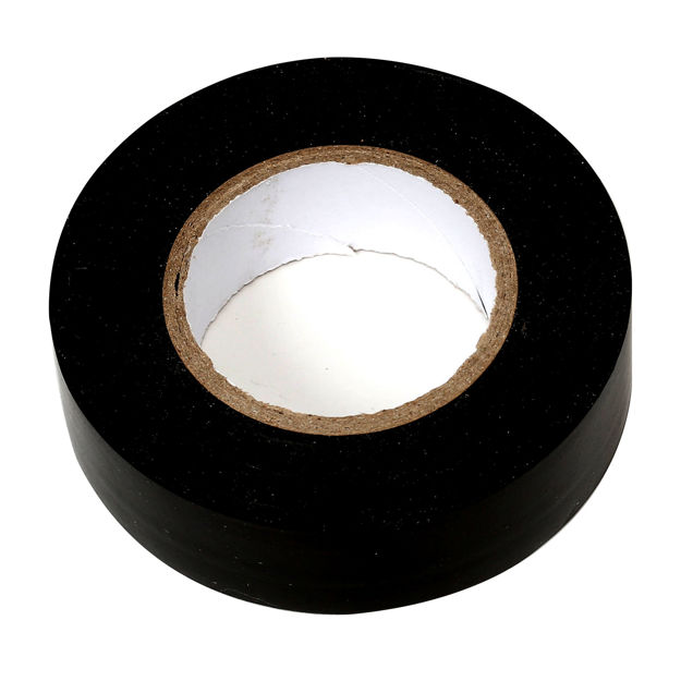 Picture of INSULATING TAPE BLACK - 20M