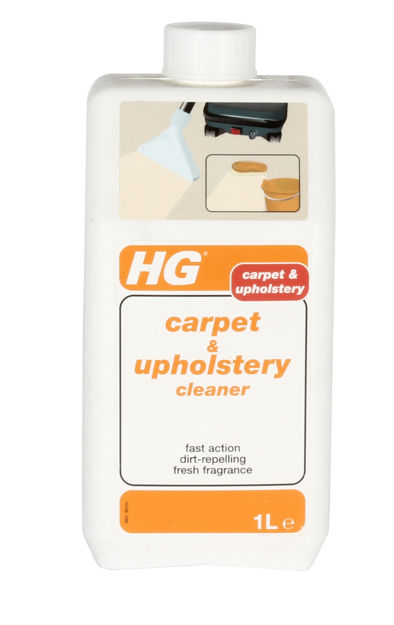 Picture of HG - CARPET & UPHOLSTERY CLEANER 1LTR