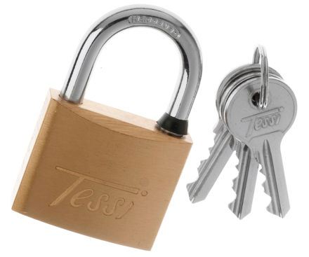 Picture of 30MM PADLOCK TESSI
