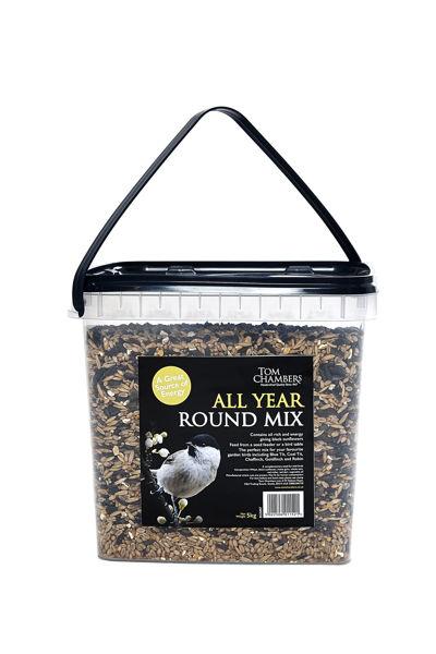 Picture of WILD BIRD FEED 5KG ALL YEAR