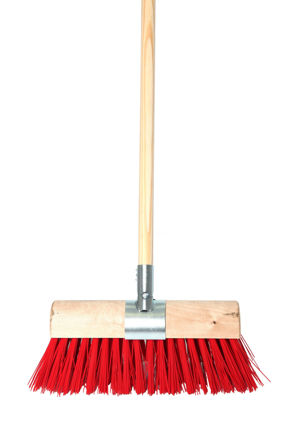 """Picture of YARD BRUSH & CLAMP 14"""""""