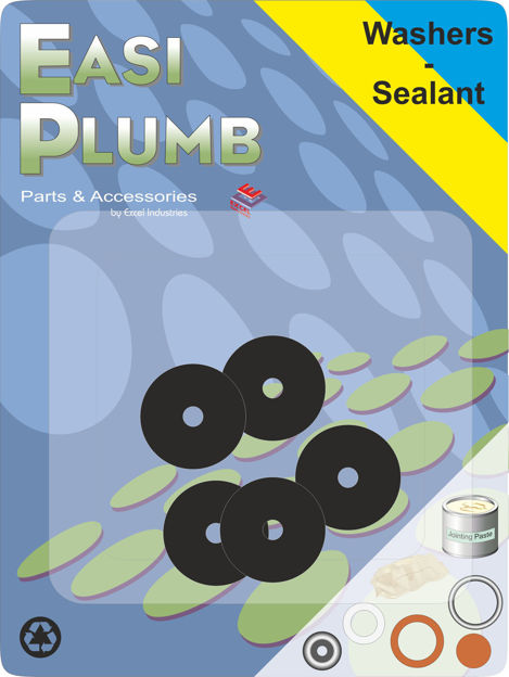 Picture of TAP WASHERS 3/8 PK.5