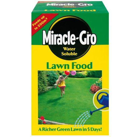 Picture of LAWN FOOD- MIRACLE GRO  1KG