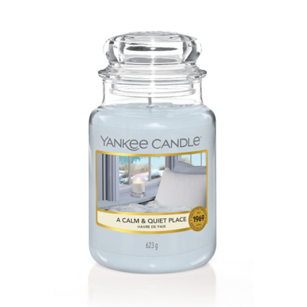 Picture of YANKEE CANDLE - LARGE A CALM & QUIET PLACE