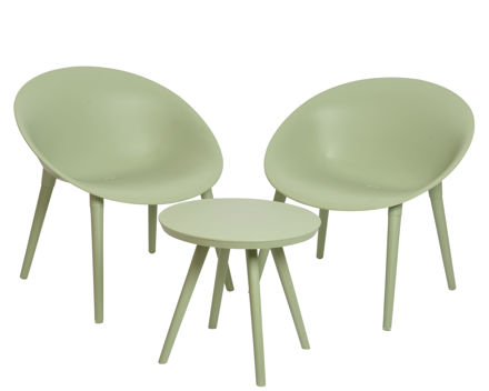 Picture of MADRID BISTRO SET - GREEN