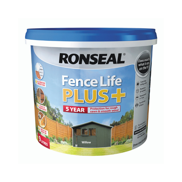 Picture of FENCELIFE PLUS - WILLOW 9L