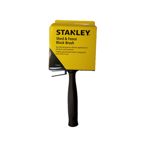 Picture of BRUSH - SHED & FENCE BLOCK (STANLEY)