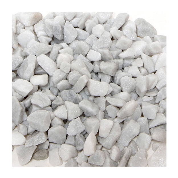 Picture of STONE WHITE MARBLE 10MM 25KG