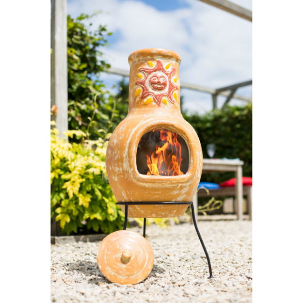 Picture of CHIMINEA SUNSET