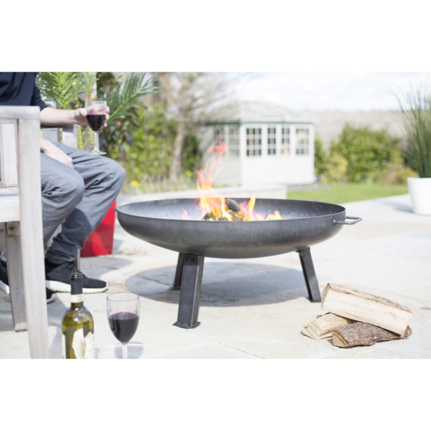 Picture of FIREPIT - PITTSBURGH MED (H33 X W85cm)