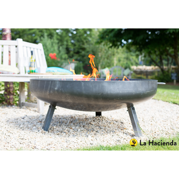 Picture of FIREPIT - PITTSBURGH LARGE (H40 x W110cm)