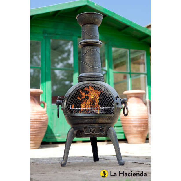Picture of CHIMINEA SIERRA LARGE