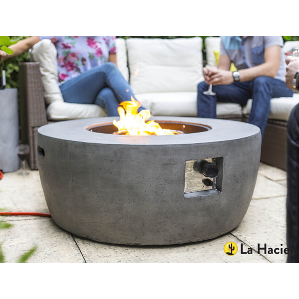 Picture of FIREPIT ORLANDO GAS FIREPIT