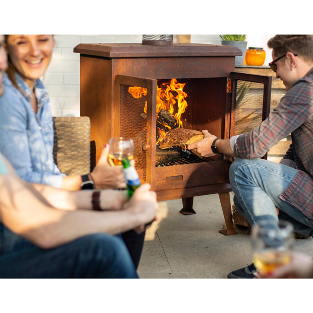 Picture of FIREPIT - VOLANTIS OUTDOOR FIRE