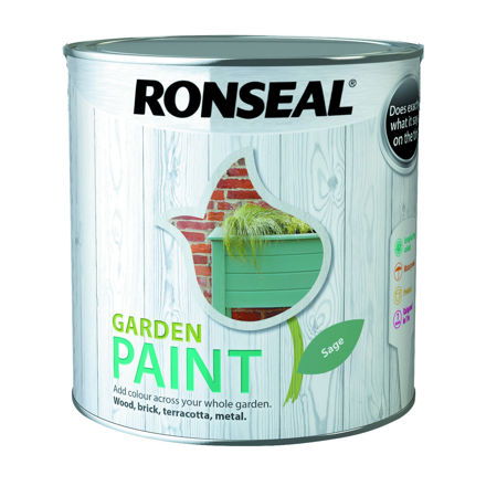 Picture of RONSEAL - GARDEN PAINT SAGE- GP (2.5L)