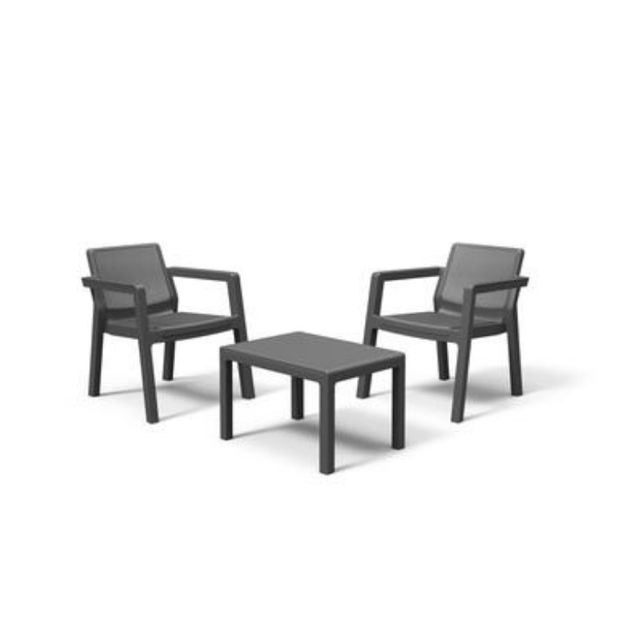 Picture of KETER BALCONY TABLE & CHAIR SET