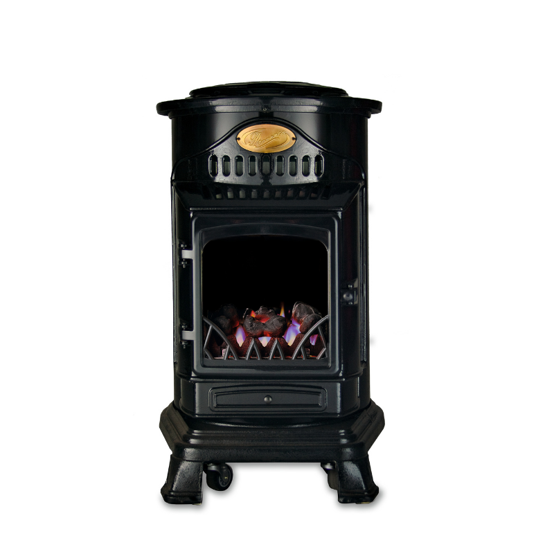 Picture of PROVENCE PORTABLE GAS FIRE HEATER - 3.4Kw