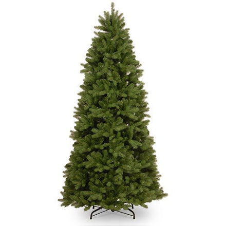 Picture of Christmas Tree Newberry Spruce Feel Real SLIM Tree - 7.5ft