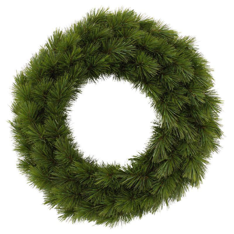 Picture of Triumph Tree Camden Green Wreath - 60cm