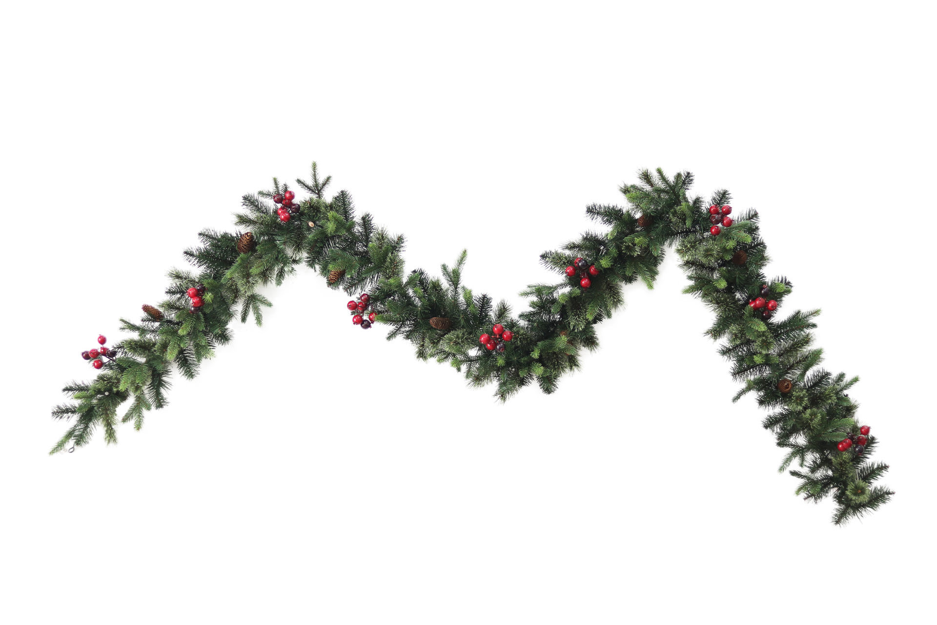 Picture of Puleo Rutland Pine Garland - 9ft