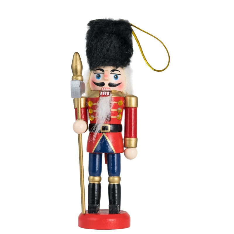 Picture of NUTCRACKER TREE - DECORATIONS  (H 13cm)