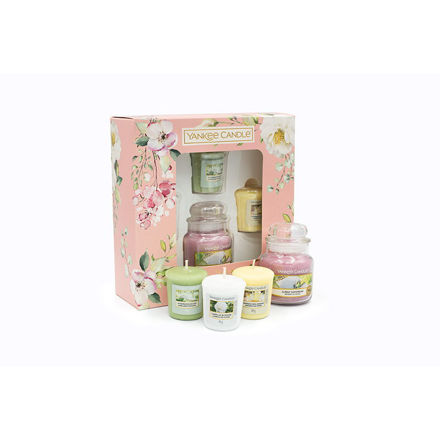 Picture of YANKEE CANDLE GIFT SET - GARDEN HIDEAWAY