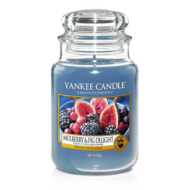 Picture of YANKEE CANDLE - LARGE MULBERRY & FIG