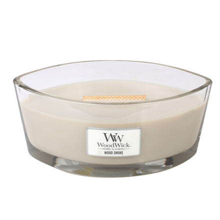 Picture of WOODWICK CANDLE - ELLIPSE WOOD SMOKE