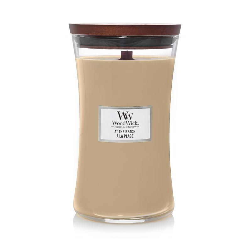 Picture of WOODWICK CANDLE - LARGE AT THE BEACH