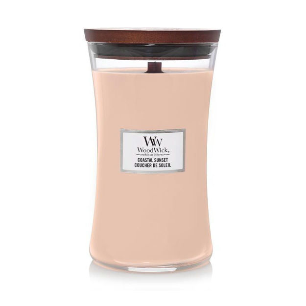Picture of WOODWICK CANDLE - LARGE COASTAL SUNSET