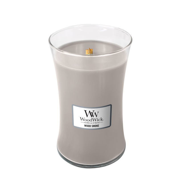 Picture of WOODWICK CANDLE - LARGE WOOD SMOKE