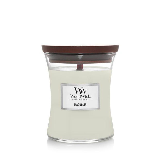 Picture of WOODWICK CANDLE - MEDIUM MAGNOLIA