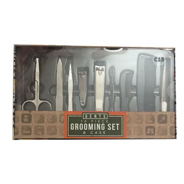 Picture of MEN'S 10 PIECE GROOMING GIFT SET