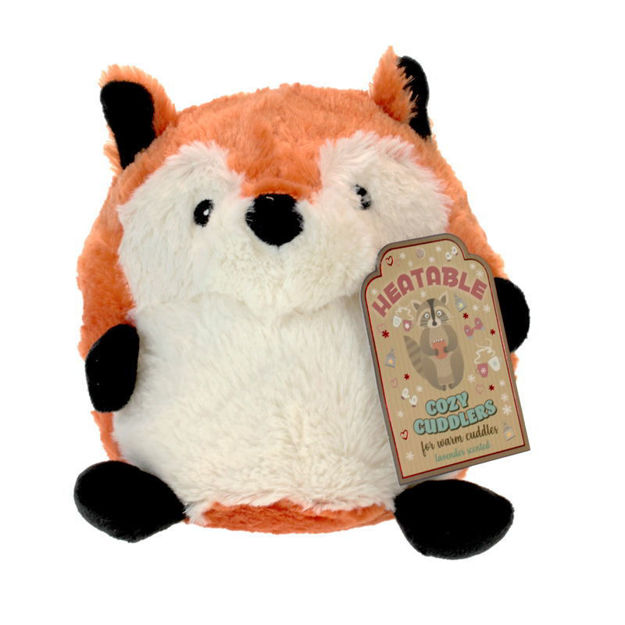 Picture of TEDDY - WOODLAND COZY CUDDLERS (FOX)