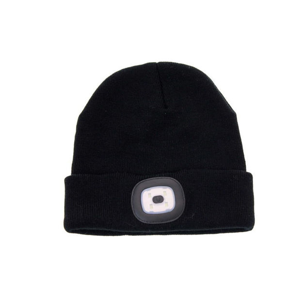Picture of LADIES LED TORCH HAT (BLACK)