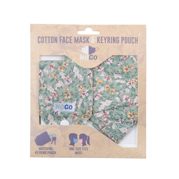 Picture of MASK - COTTON (DITSY)