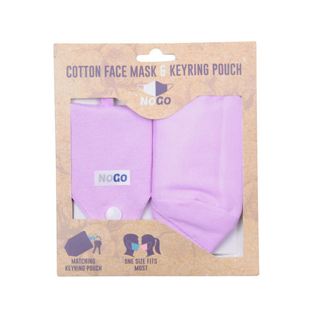 Picture of MASK - COTTON (PINK)