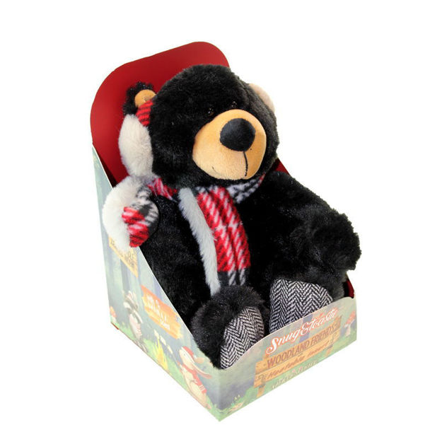 Picture of TEDDY - WOODLAND BUDDIES(HEATABLE INSERT) BR