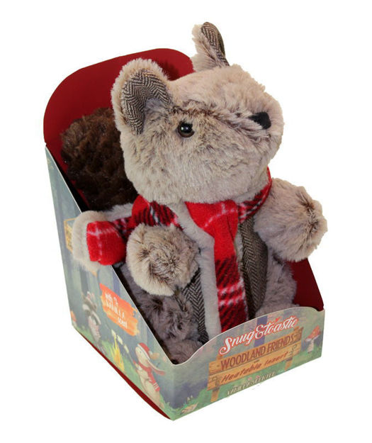 Picture of TEDDY - WOODLAND BUDDIES(HEATABLE INSERT) BVR