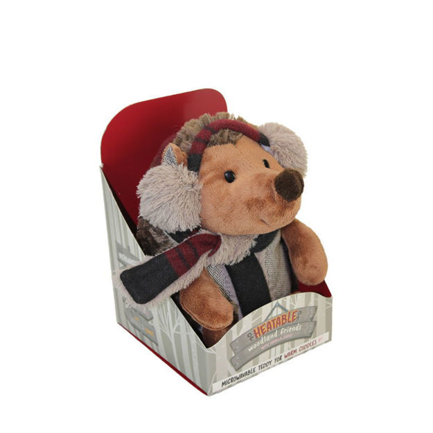 Picture of TEDDY - WOODLAND BUDDIES(HEATABLE INSERT) HH