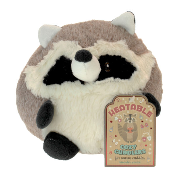 Picture of TEDDY - WOODLAND COZY CUDDLERS (RACOON)