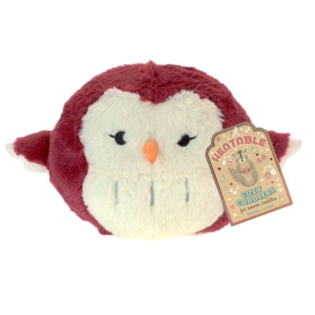 Picture of TEDDY - WOODLAND COZY CUDDLERS (OWL)